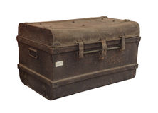 Old treasure Chest Stock Photography