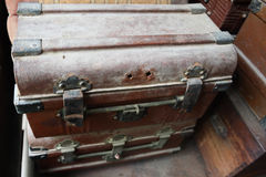 Old Treasure Chest Royalty Free Stock Image