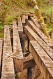 Old Tressel Stock Image