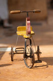 Old tricycle Stock Photography