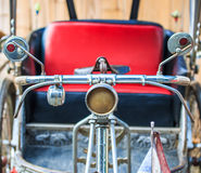 Old tricycle Royalty Free Stock Image