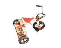 Old tricycle Stock Image