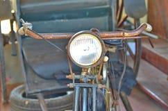 Old trishaw Stock Image