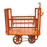 Old trolley Stock Images
