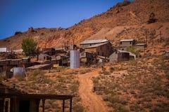 Old Tropico Mine near Rosamond CA Stock Photography