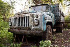 Old truck Stock Photography