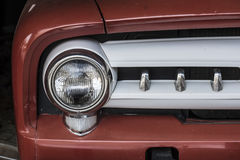Old Truck grille Stock Images