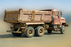 Old truck. Royalty Free Stock Photos