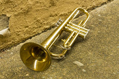 Old Trumpet Alleyway Stock Photography