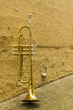 Old Trumpet Alleyway Stock Image