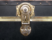 Old trunk Royalty Free Stock Images