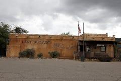 Old Tucson Studios Stock Images