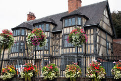Old Tudor Building Royalty Free Stock Photo