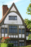 Old Tudor House English Royalty Free Stock Photos
