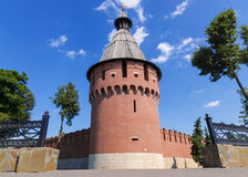 The old Tula Kremlin, Russia Royalty Free Stock Images