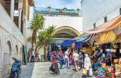 The old Tunis Royalty Free Stock Photo