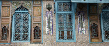 Old Tunisian window Royalty Free Stock Photos