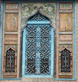 Old Tunisian window Stock Image