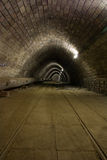 Old tunnel Royalty Free Stock Photos