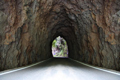 Old tunnel Royalty Free Stock Images
