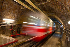 Old Tunnel Line Stock Images