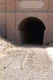 Old tunnel Stock Images