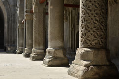 Old turkish architecture VII Royalty Free Stock Photo