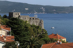 Old Turkish Fortress Royalty Free Stock Photo