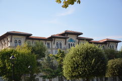 Old turkish house. Sultanahmet istanbul turkey Stock Photos