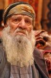 Old turkish men. Old turkish min stands in Bazzar, Urfa, Turkey Stock Images