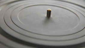 Old turntable Royalty Free Stock Images