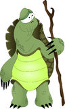 Old turtle Royalty Free Stock Image