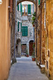 Old Tuscany town. Italy concept Royalty Free Stock Photography