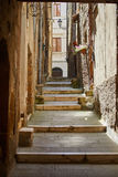 Old Tuscany town. Italy concept Stock Photo