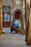 Old Tuscany town. Italy concept Stock Photos