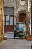 Old Tuscany town. Italy concept Stock Image
