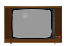Old TV Stock Photos