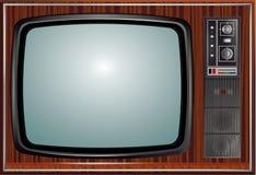 Old tv Stock Photos