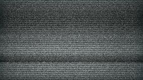 TV Noise background. seamless loop. Old TV Noise background. seamless loop stock video footage