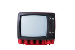 Old  TV set Stock Photography