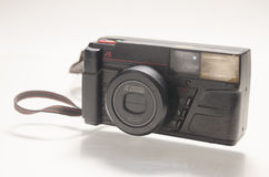 Old type of film camera Stock Photo