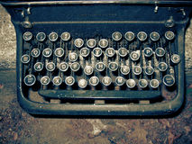 Old Type writer Stock Images