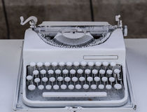 Old type writer Royalty Free Stock Images