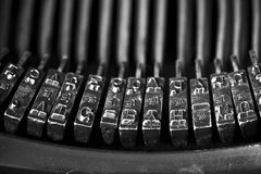 Free Old Typewriter Stock Photos - 11516773