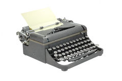 Old typewriter - 2 Stock Image