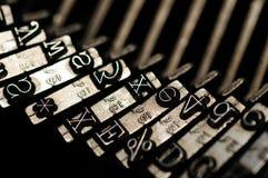 Old Typewriter Royalty Free Stock Images