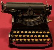 Old Typewriter Royalty Free Stock Photo