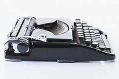 Old typewriter, close-up Stock Photography