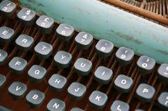 Old Typewriter. Stock Images