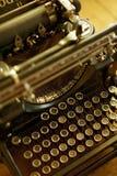 Old Typewriter Machine Royalty Free Stock Images